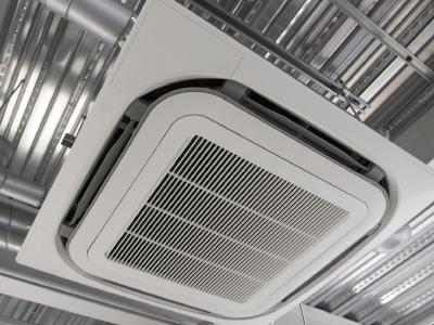 天井埋込エアコン・業務用エアコンのクリーニング